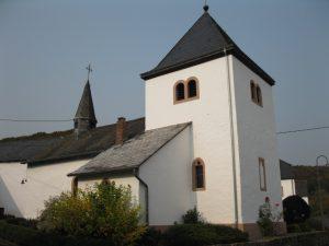 Kapelle Brecht - Sicht Kapellenstraße